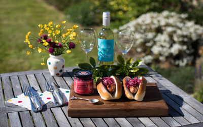 Your Northumbrian Pantry Barbecue