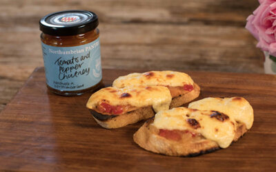 Recipe – Pantry Cheese on Toast